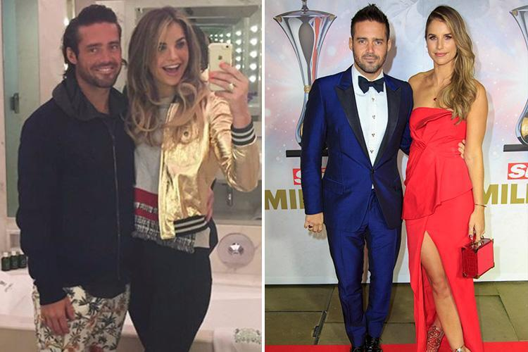 Pregnant Vogue Williams reveals the moment she knew fiance Spencer Matthews was 'The One'