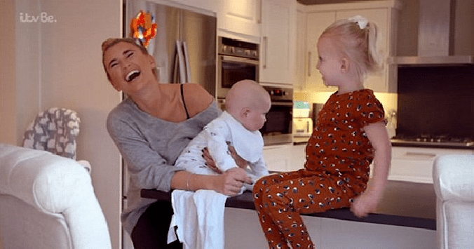 Fans can't get enough of Billie Faiers' 'sassy' daughter Nelly who embarrassed her mum by revealing that she passes wind in bed on The Mummy Diaries