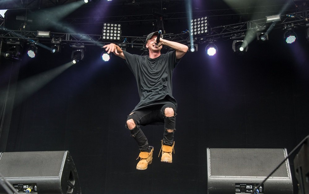 NF's 'Let You Down' Hits No. 1 on Top 40 Radio