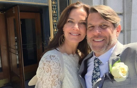 'Star Trek' star marries Leonard Nimoy's son