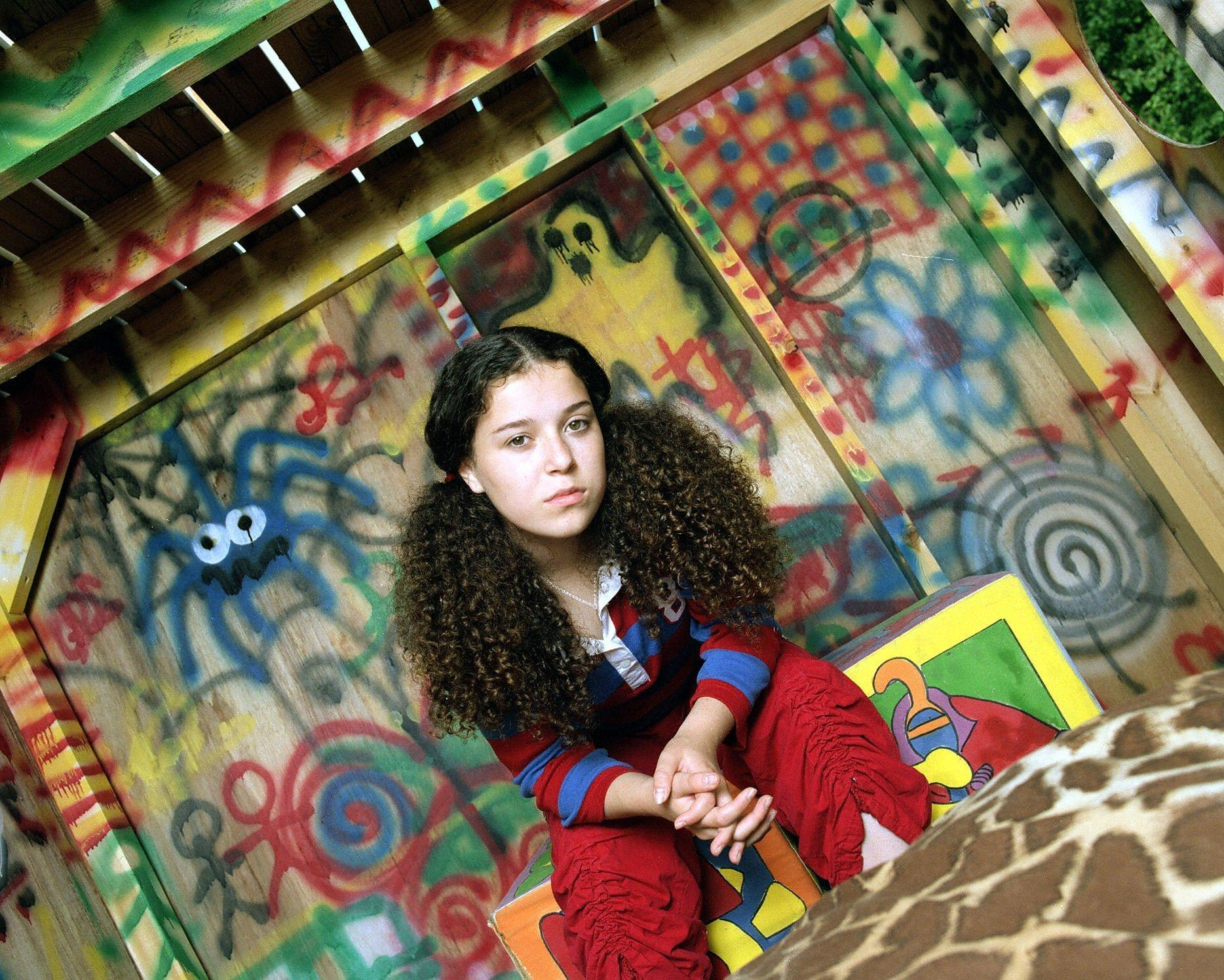 Tracy Beaker is back after 27 years and now she's a single mum on a rough council estate