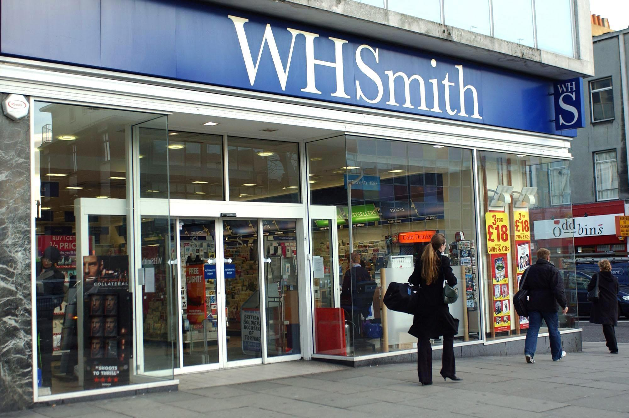 WHSmith latest to ban sale of fizzy energy drinks to under-16s after Asda, Tesco, Waitrose and Co-op