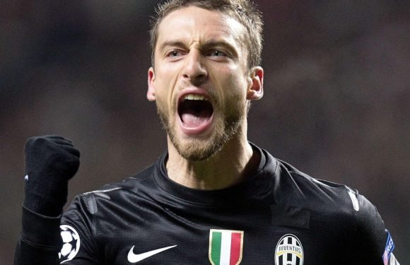 New York City want Claudio Marchisio from Juventus with midfielder's contract set to expire this summer