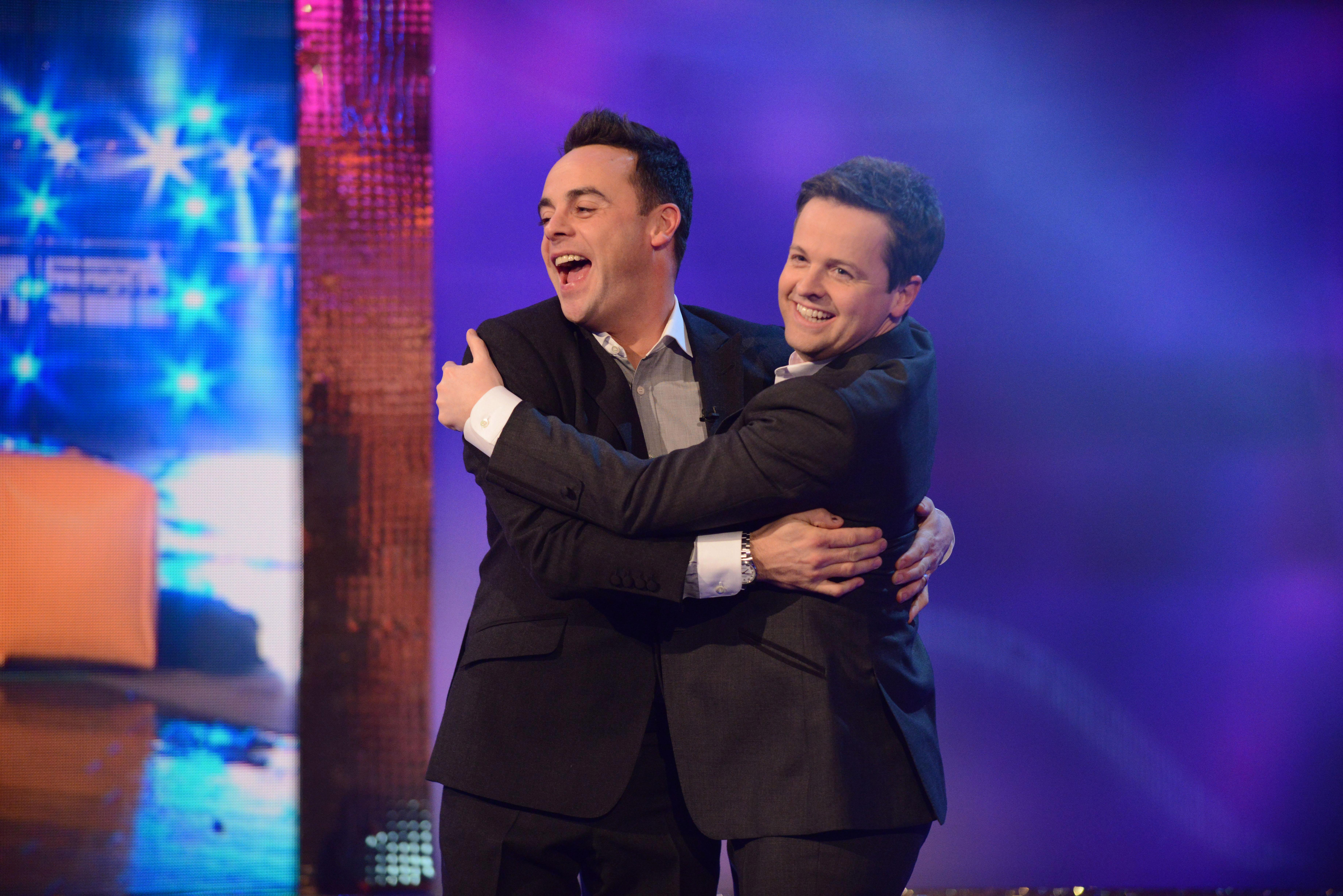 Why is Saturday Night Takeaway cancelled this week, how long will Ant McPartlin be off TV and what about Britain's Got Talent?