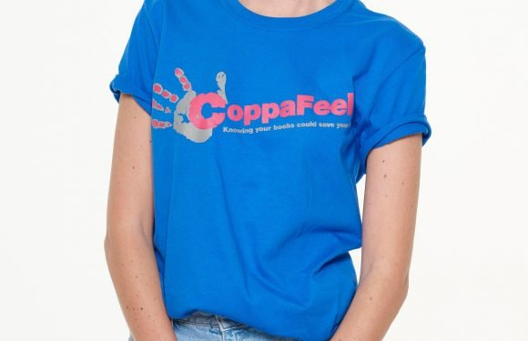 CoppaFeel! founder Kris talks about her love of music and what it's like watching her friend Rae perform
