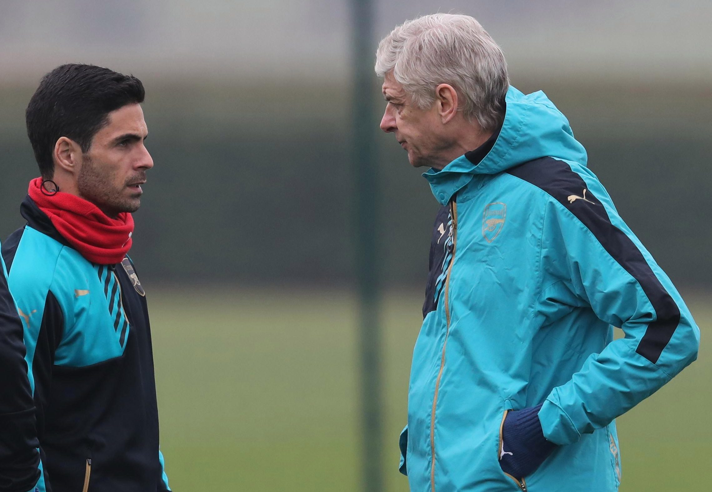 Arsenal stars do NOT want Mikel Arteta to replace Arsene Wenger as new boss