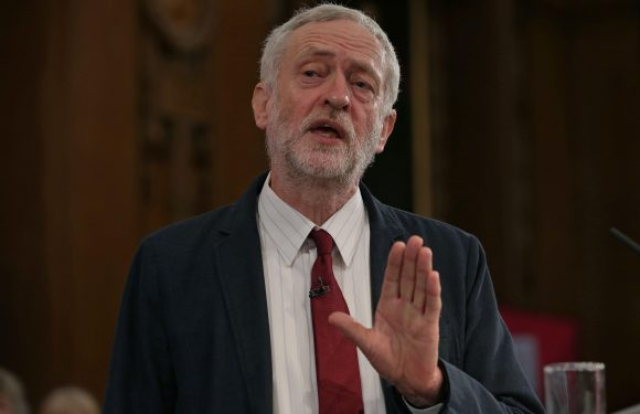 Labour has a backlog of 75 allegations of 'shocking' anti-Semitism as the row over Jeremy Corbyn's failure to clamp down on it deepens