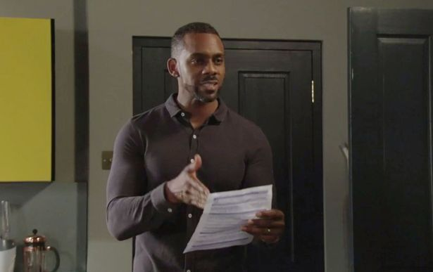 Richard Blackwood exits EastEnders after three years playing Vincent Hubbard