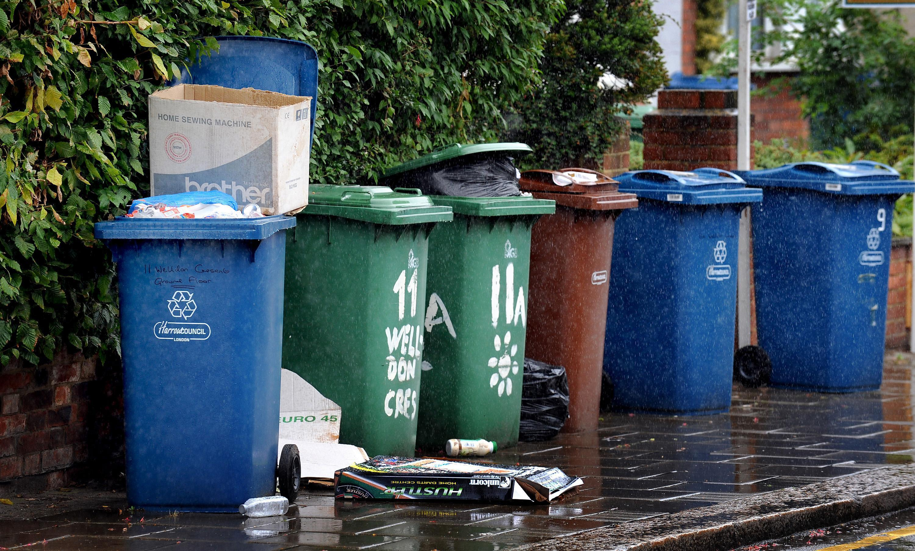 Woman's rant at child who put rubbish in her bin outside her house divides Facebook – but who is right?