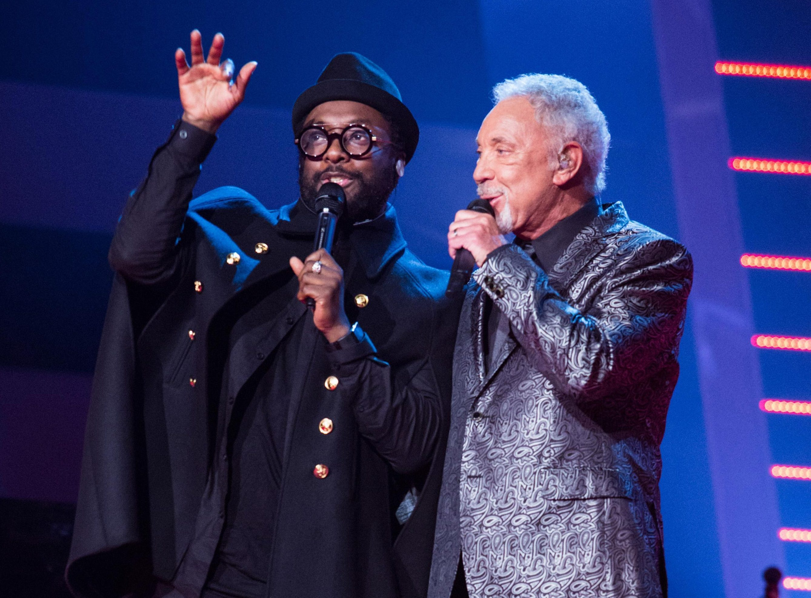 Sir Tom Jones reveals he will team up with fellow The Voice star will.i.am to record single together