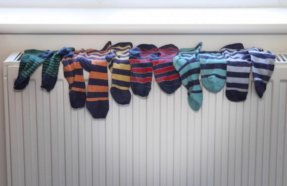 This is the important reason why you should NEVER dry your clothes indoors