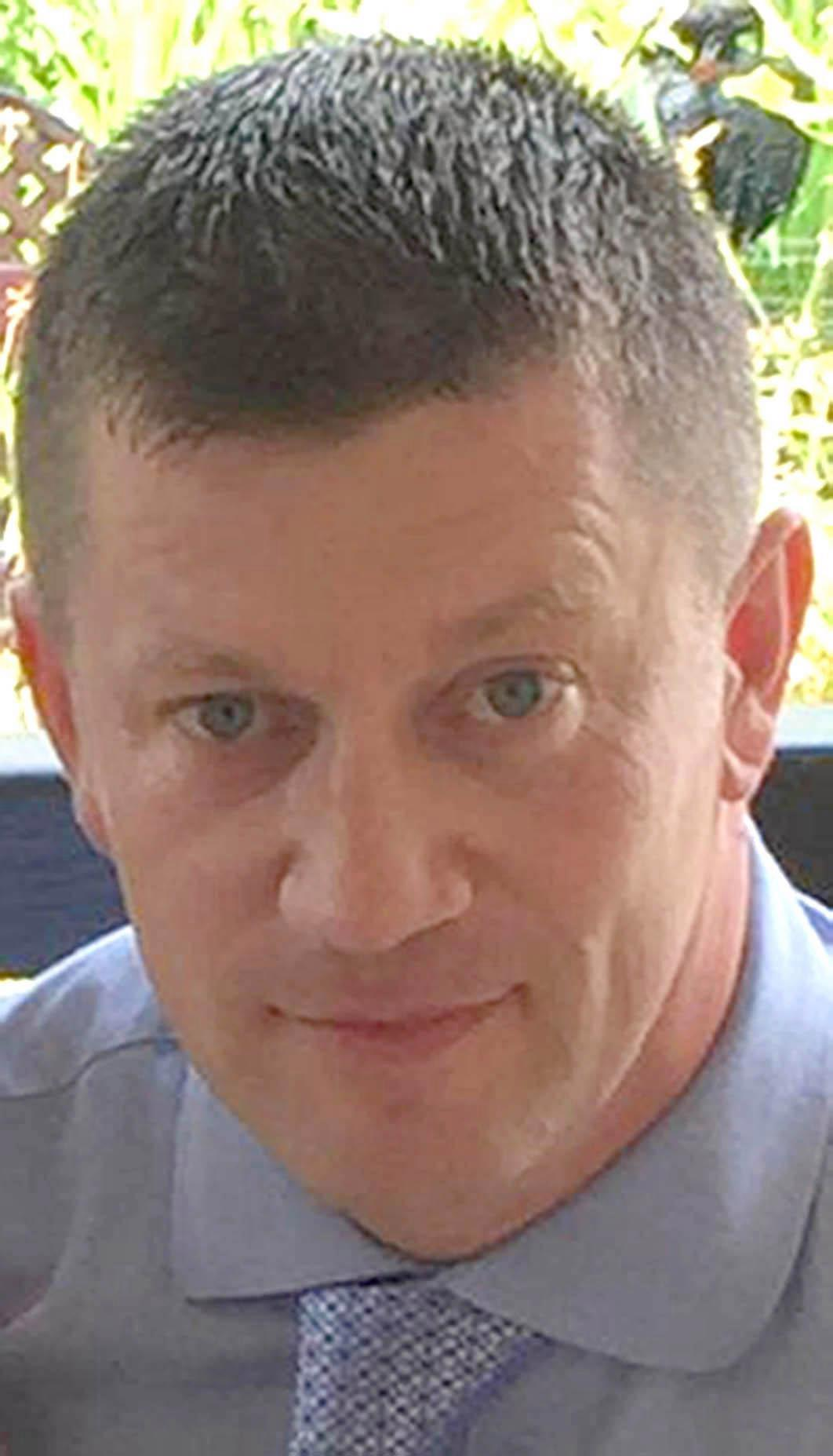 Pals pay tribute to 'courageous' policeman Keith Palmer one year after he was knifed to death during Westminster terror attack