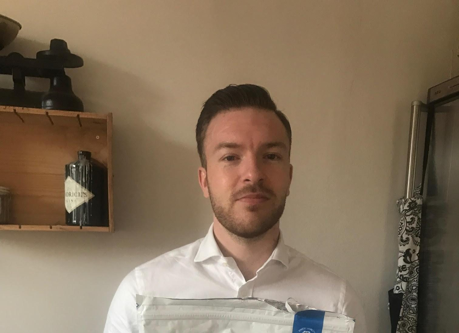 Man who claimed he found a dead mouse in sealed protein powder bag admits LYING