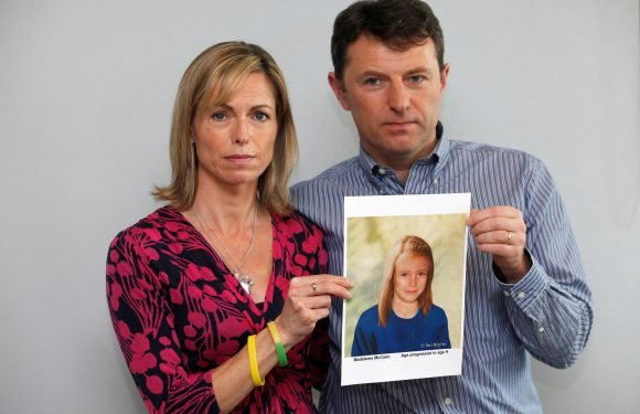 Who are Madeleine McCann's parents Kate and Gerry and how many sisters and brothers does Maddie have?