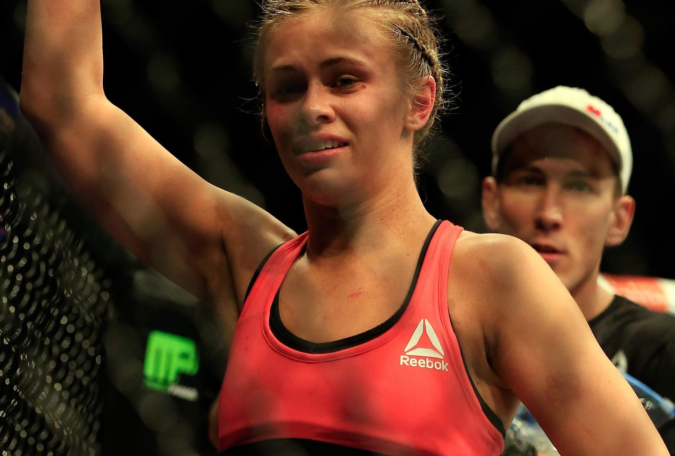 UFC star Paige VanZant reveals she'd 'love' to follow Ronda Rousey into WWE