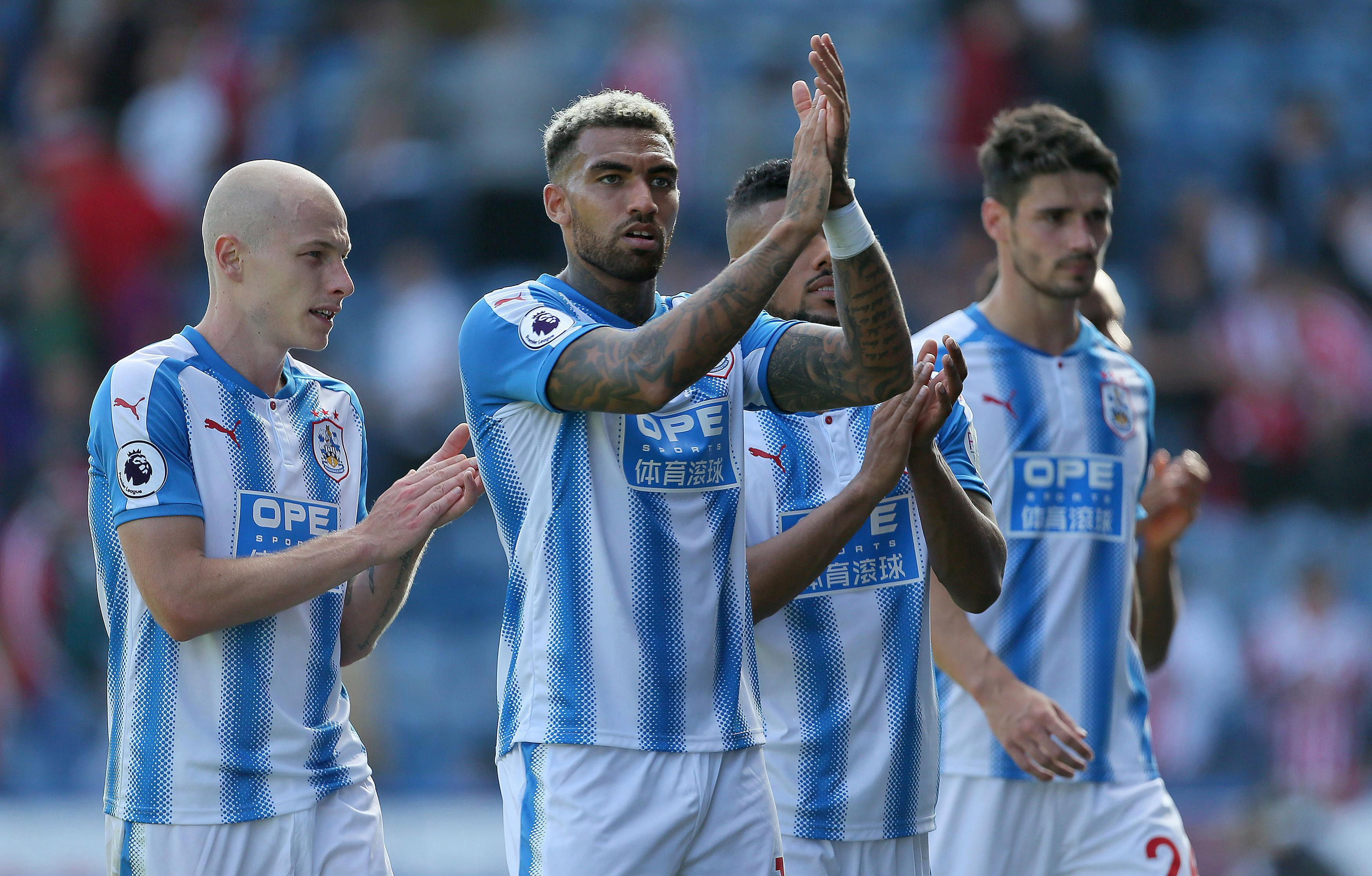 Huddersfield blow as Danny Williams is ruled out of their Premier League relegation fight