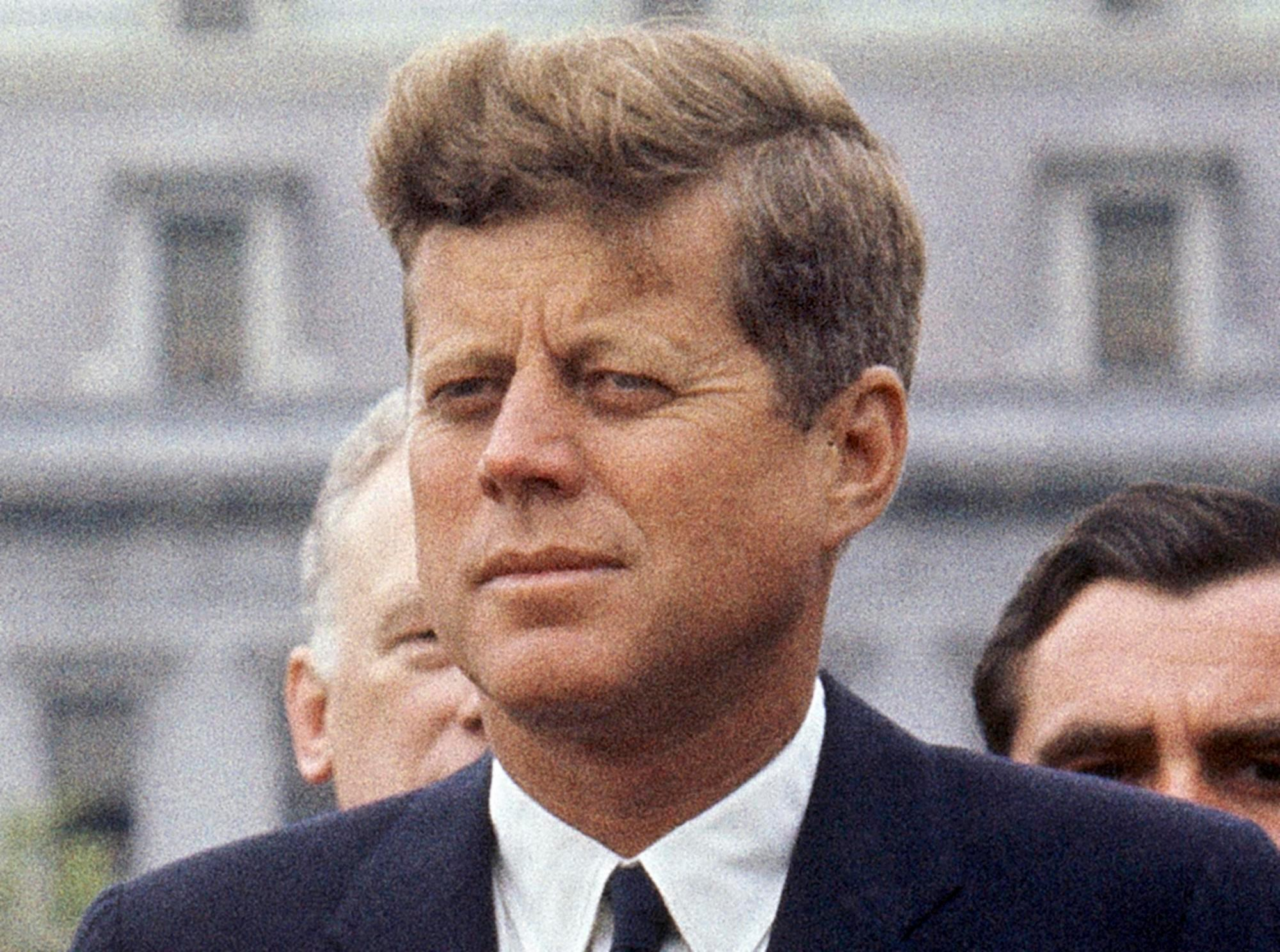 JFK's 'final speech' can finally be heard 55 years after his assassination thanks to amazing tech recreating his voice