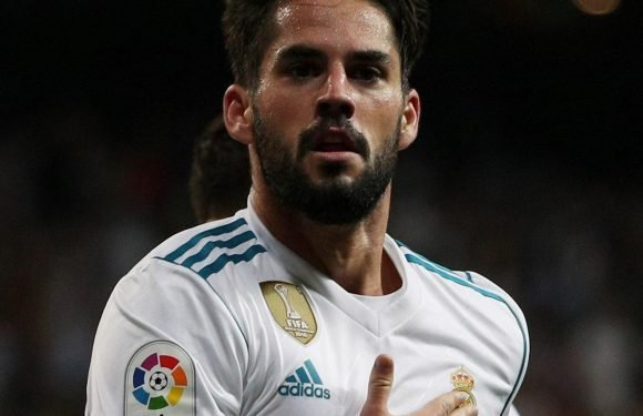 Real Madrid star Isco puts Manchester City, Chelsea and Tottenham on alert after admitting he's unhappy at the La Liga giants