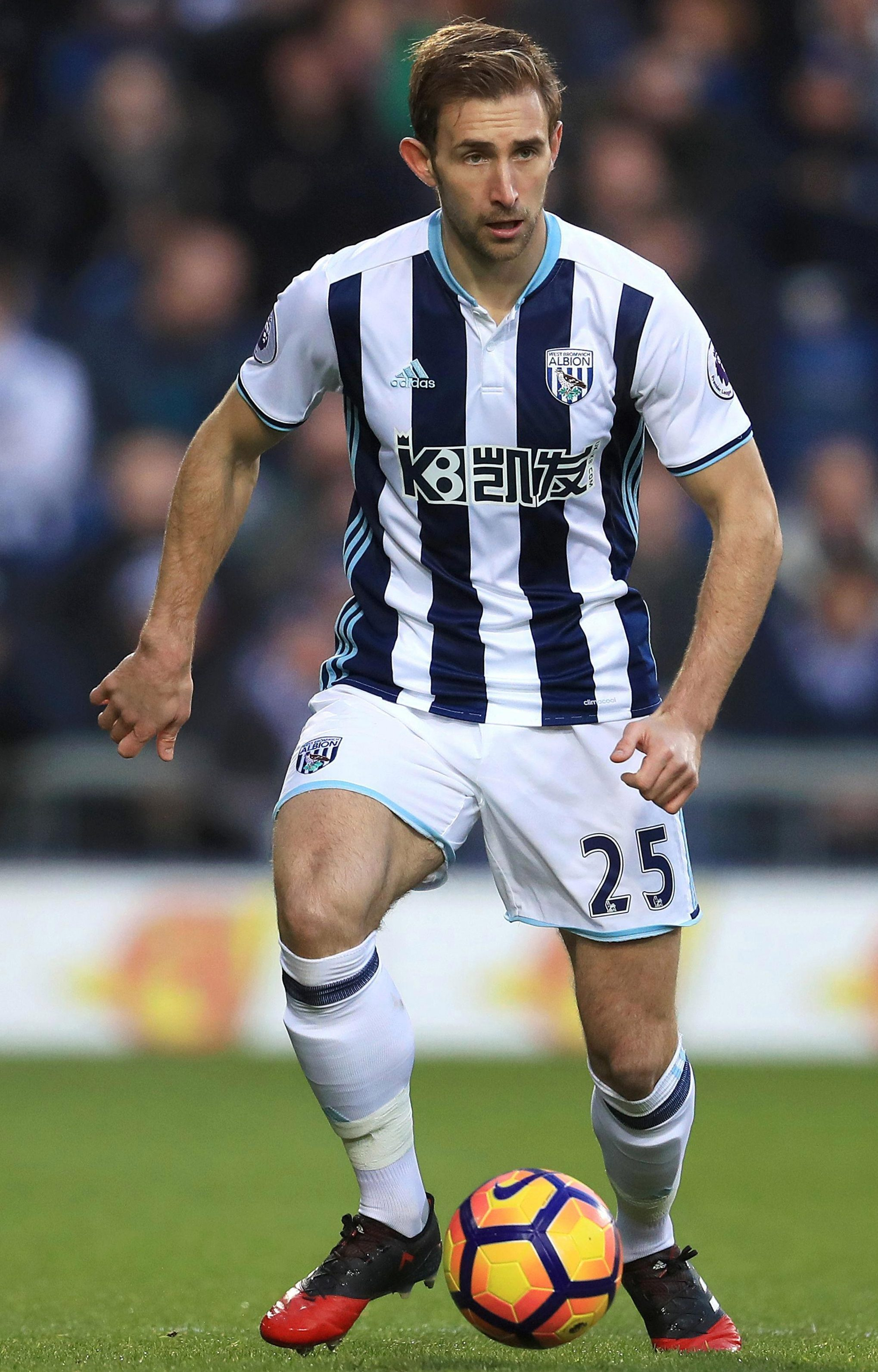 Burnley boss Sean Dyche eyeing £10m swoop for West Brom ace Craig Dawson if relegation is confirmed