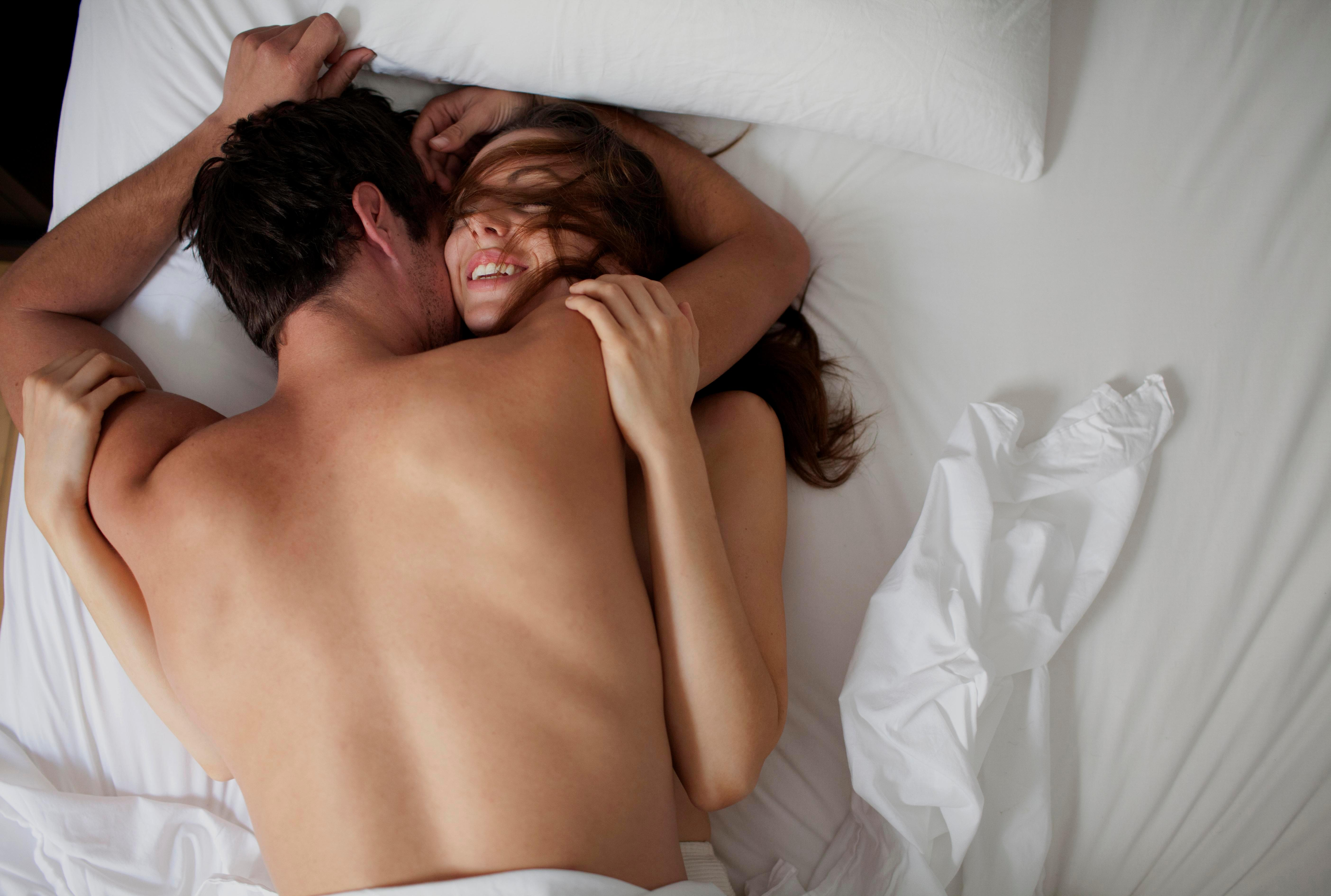 Why men must NOT stop looking for the G-spot – and the best tips for delivering G-force pleasure