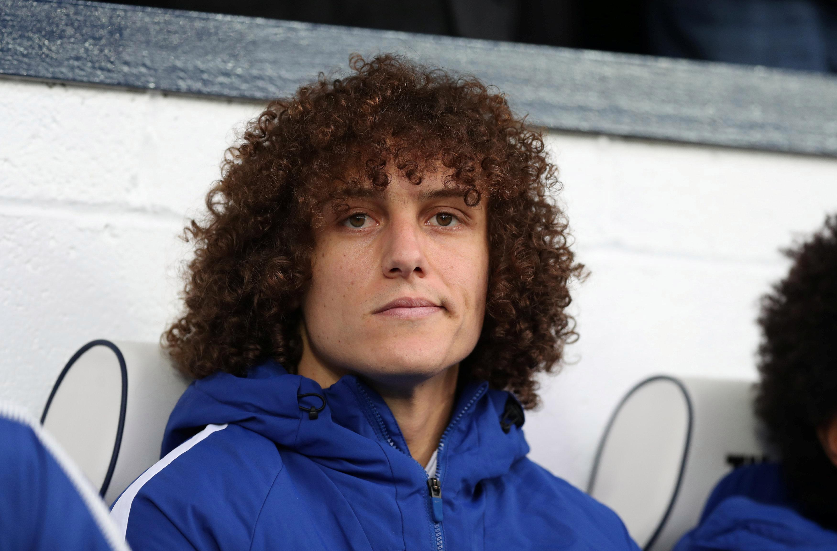 David Luiz targets Chelsea comeback against Tottenham on April Fool's Day