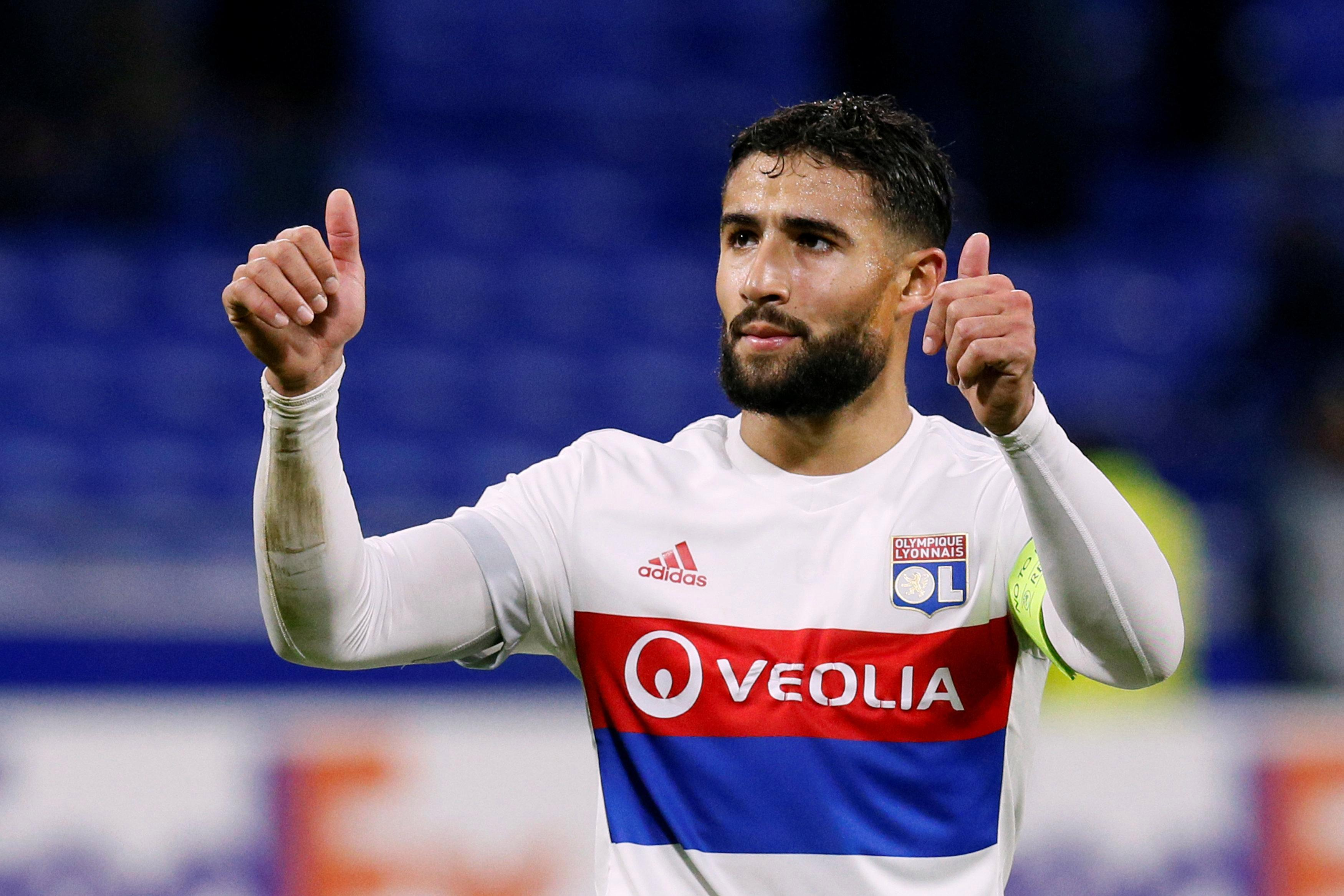 Arsenal consider £45million bid for Nabil Fekir as agent reveals he could leave Lyon this summer