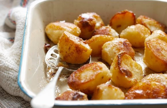 Want perfect roasties every time? Just add this secret ingredient (and you've probably already got it in your cupboard)
