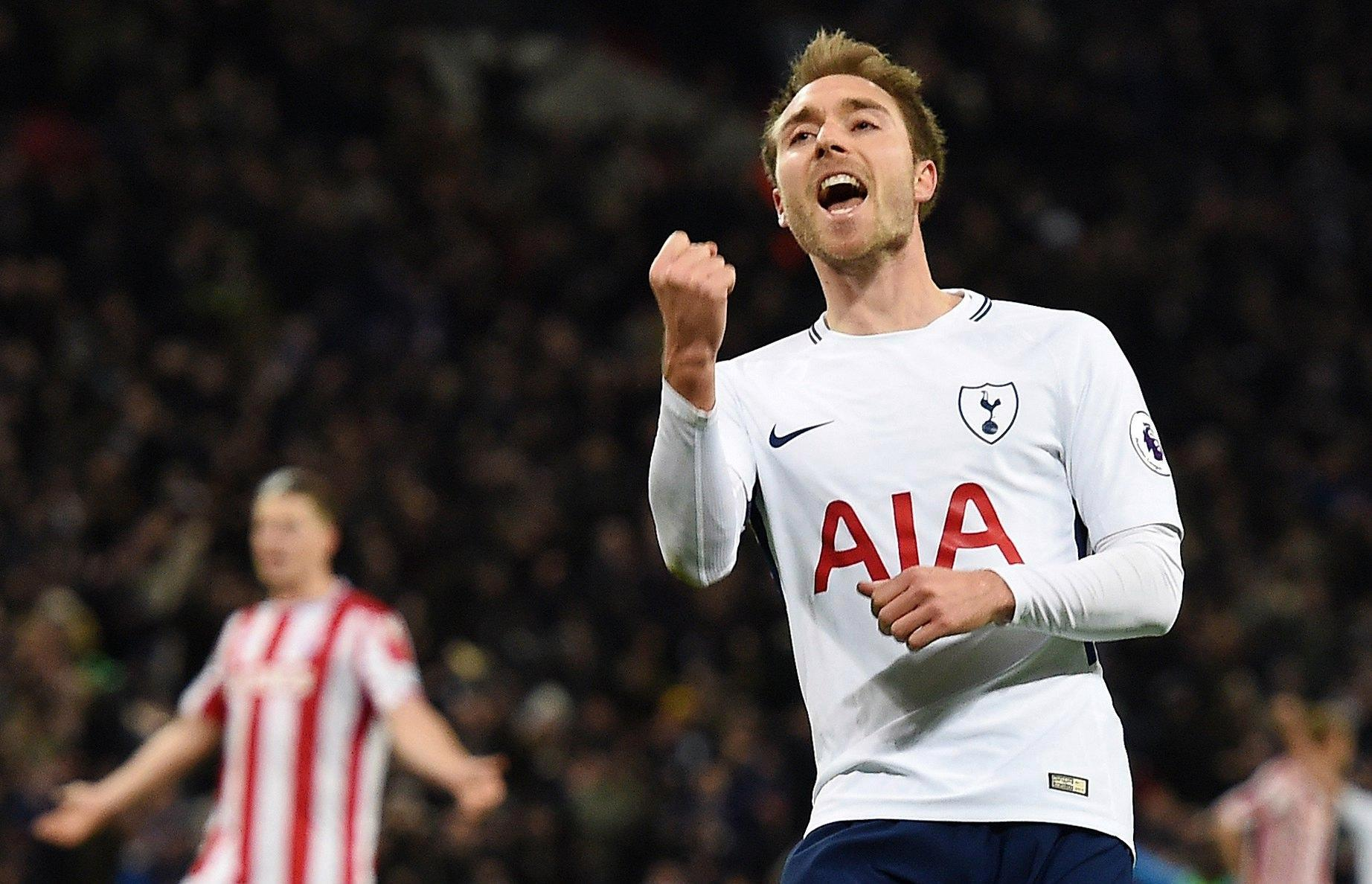 Tottenham star Christian Eriksen doesn't care about goals or assists… he only wants to be 'as involved as possible'