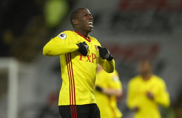 Liverpool on alert as Watford ace Abdoulaye Doucoure reveals 'it would be dream to play' for them