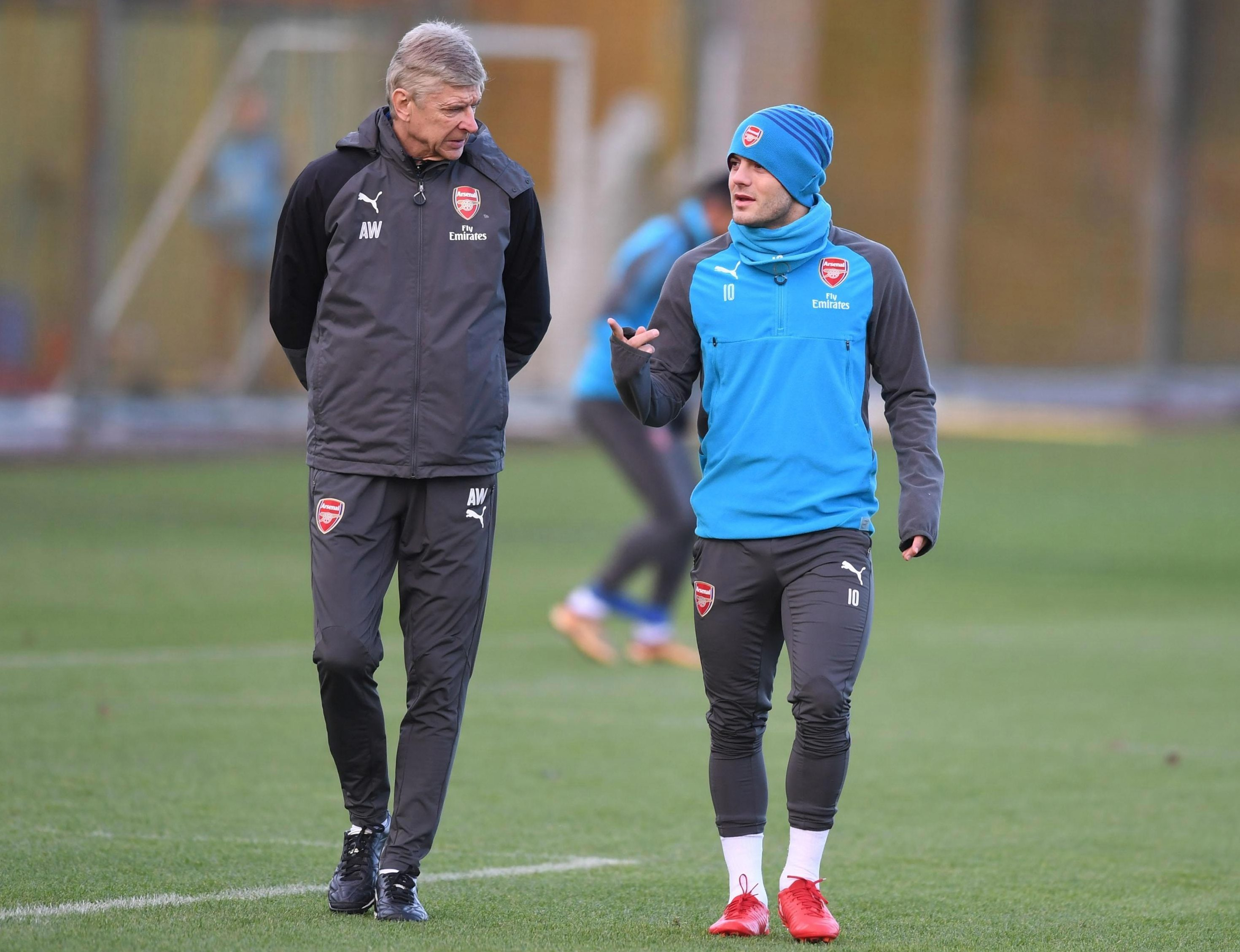 Arsenal transfer news: Jack Wilshere raises fresh fears over new deal as he says he is 'no closer' to sorting contract