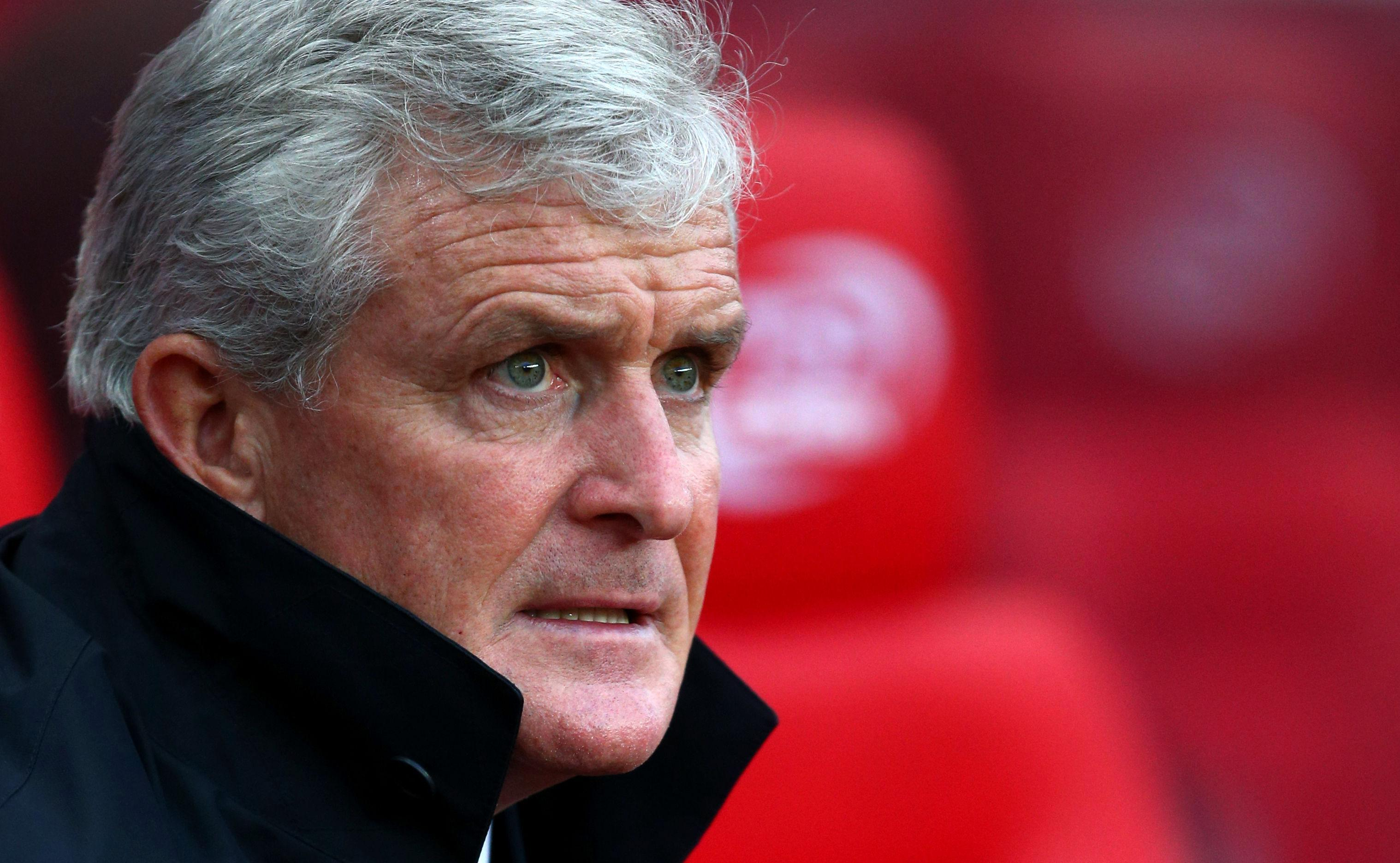 Mark Hughes favourite to land Southampton job after Mauricio Pellegrino sacking