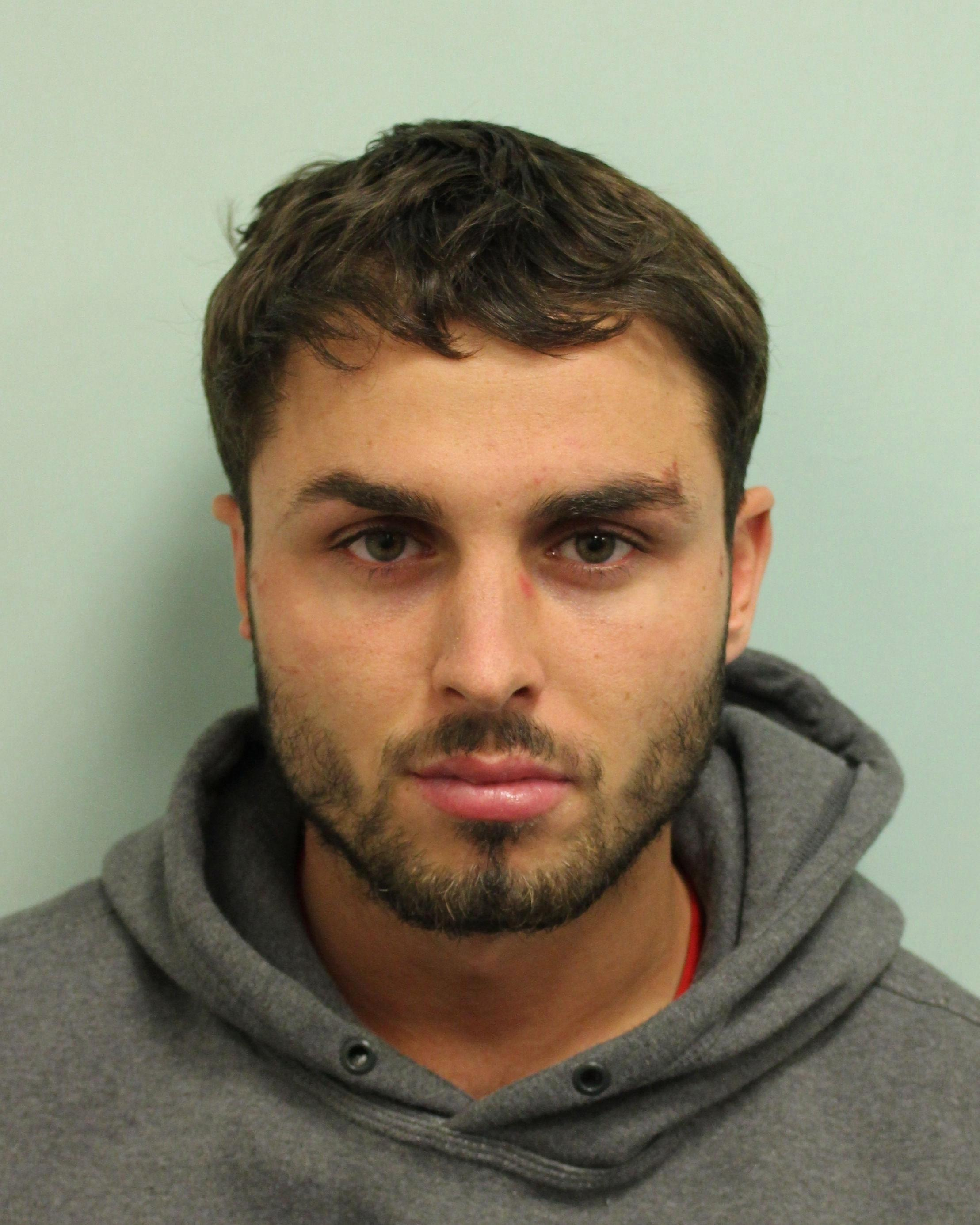 Arthur Collins prison snaps are an insult to the 16 victims of his sick acid attack