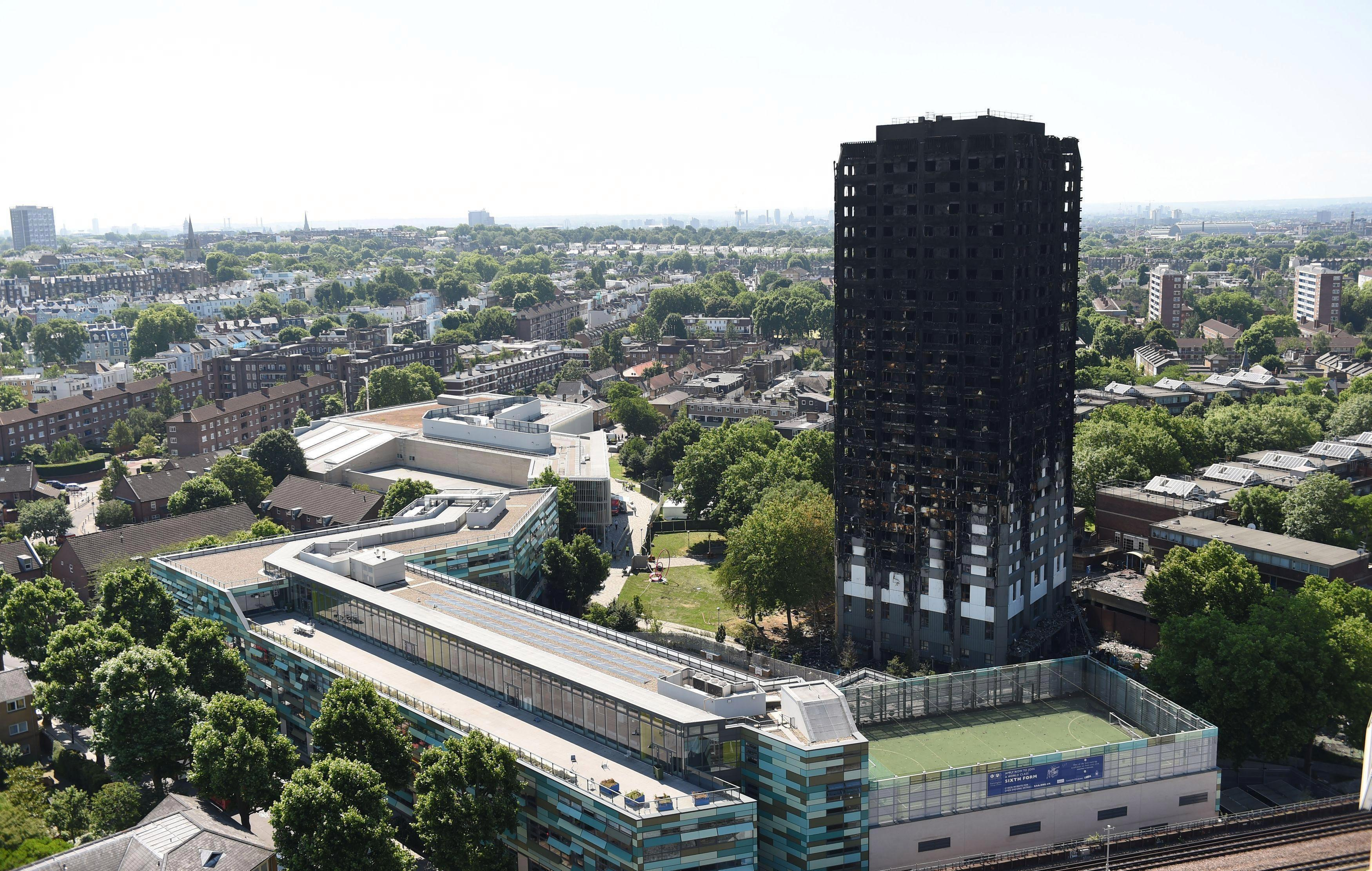 £1million Grenfell fraud investigation underway after 15 people claimed they lived in ONE flat