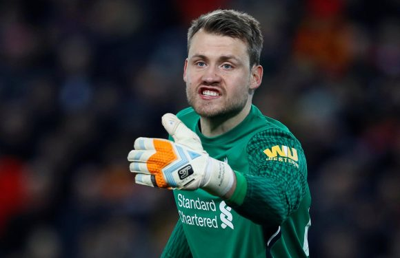 Simon Mignolet reveals he's spoken to Jurgen Klopp over his Liverpool future after being benched for Loris Karius