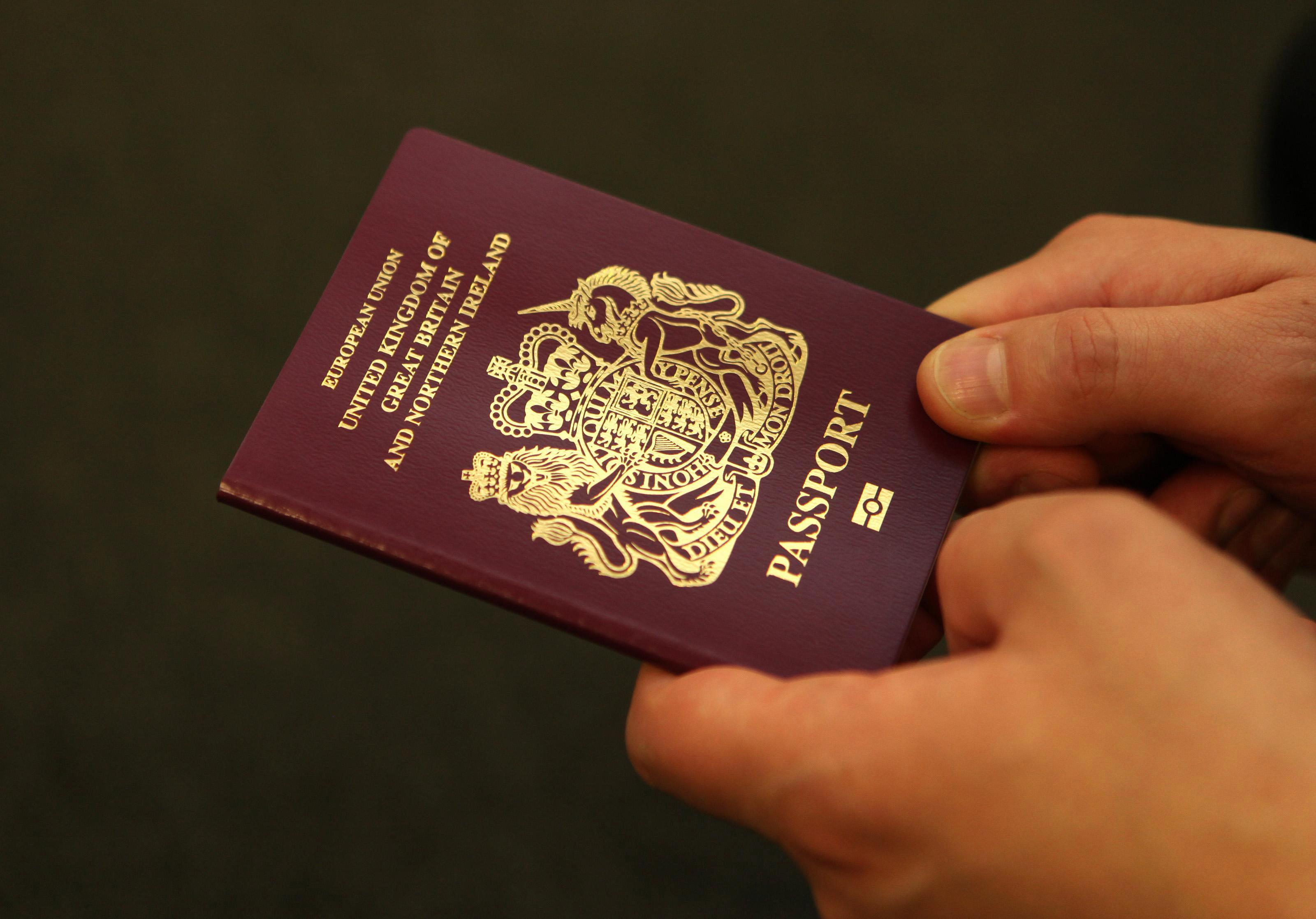Passport fees to RISE before the Easter holidays – with the cost of a kid's one going up by nearly a THIRD