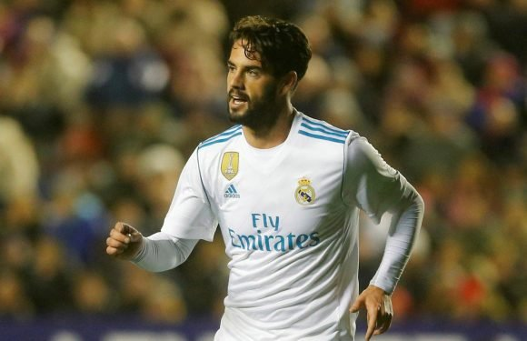 Real Madrid star Isco could be on the move this summer… five reasons Premier League clubs shall be falling over themselves to land him