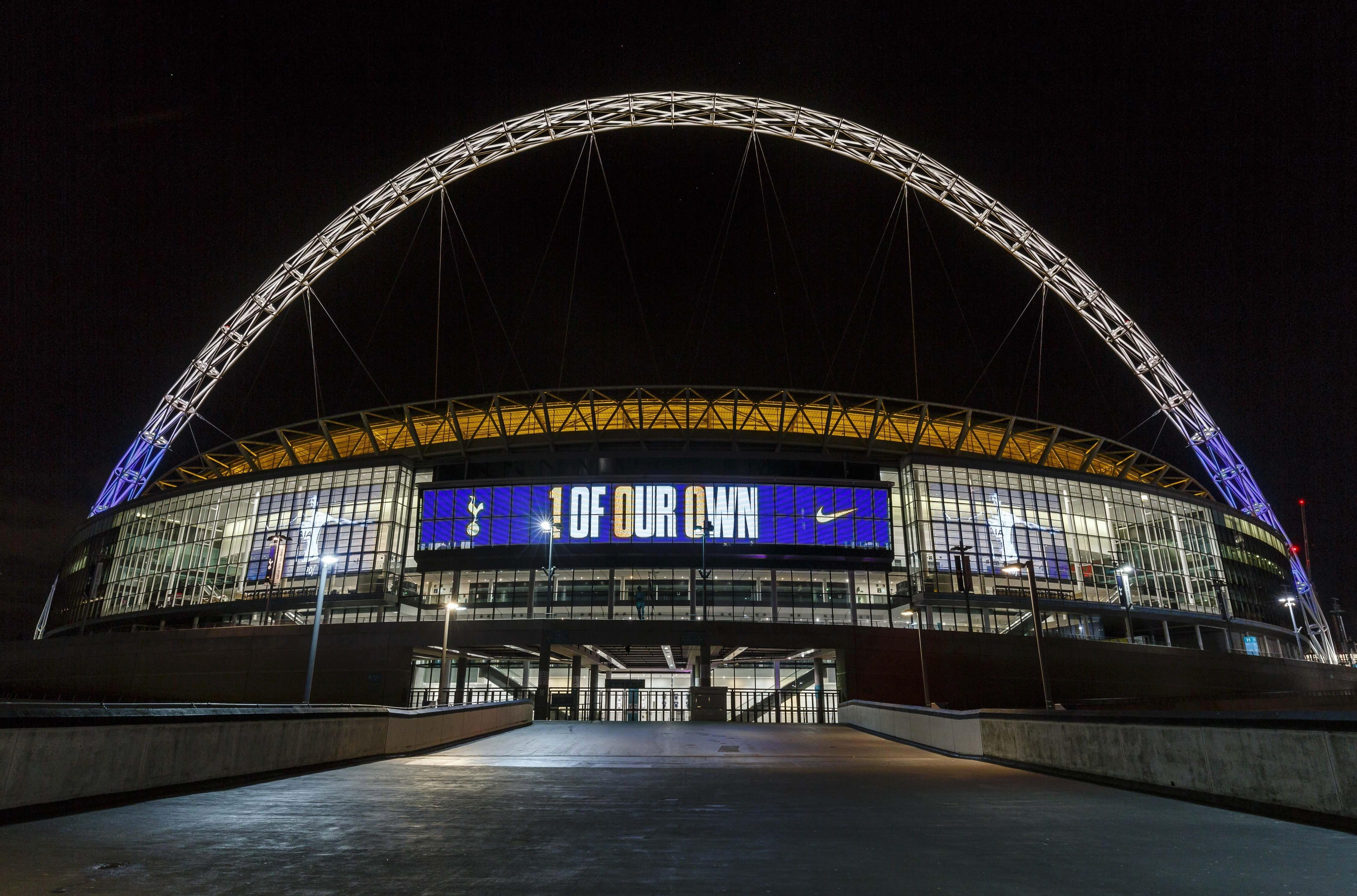 Tottenham's Manchester United FA Cup Wembley semi-final clash won't include home comforts such as normal dressing room