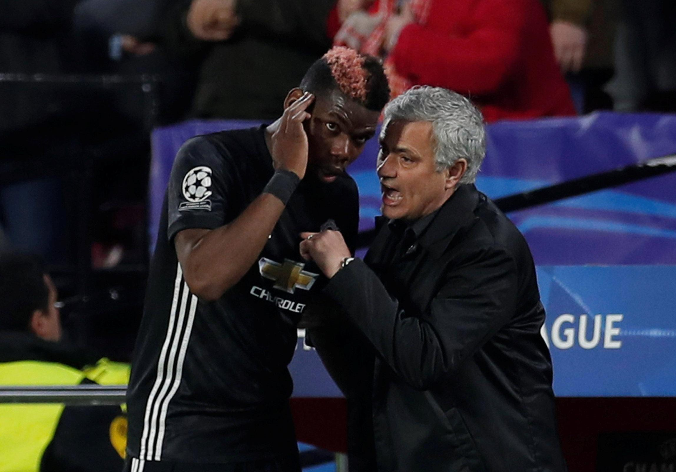 Jose Mourinho backed by Manchester United over Paul Pogba fall-out and 'stars warned they could be sold in any future flashpoints'