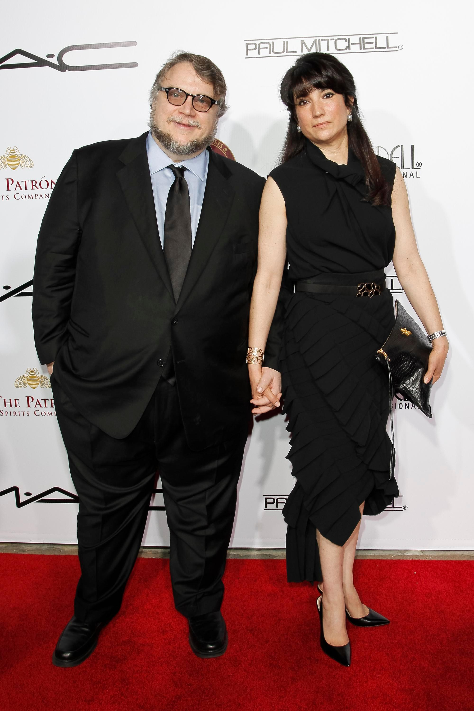 Oscar winning director Guillermo del Toro reveals he's secretly divorced wife after 31 years