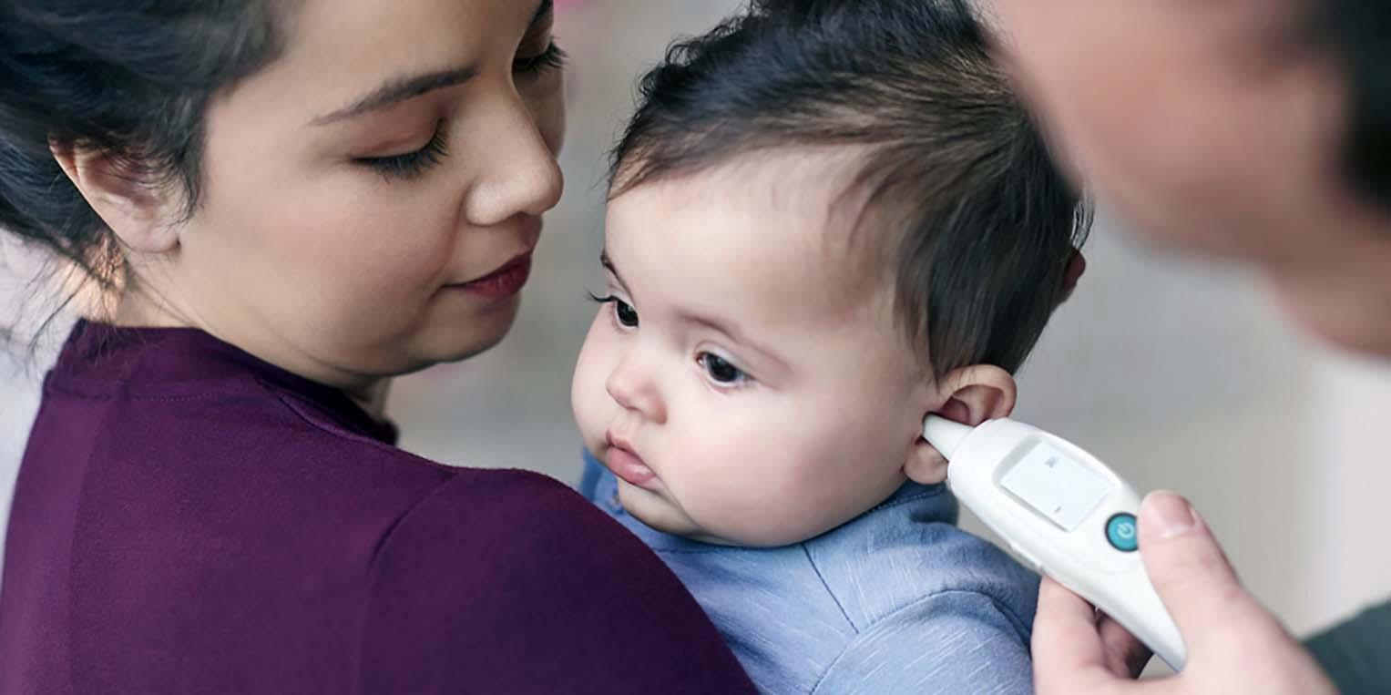 Philips issues safety alert over Avent Smart Ear Thermometer which is giving false 'normal' readings even if kids have a fever
