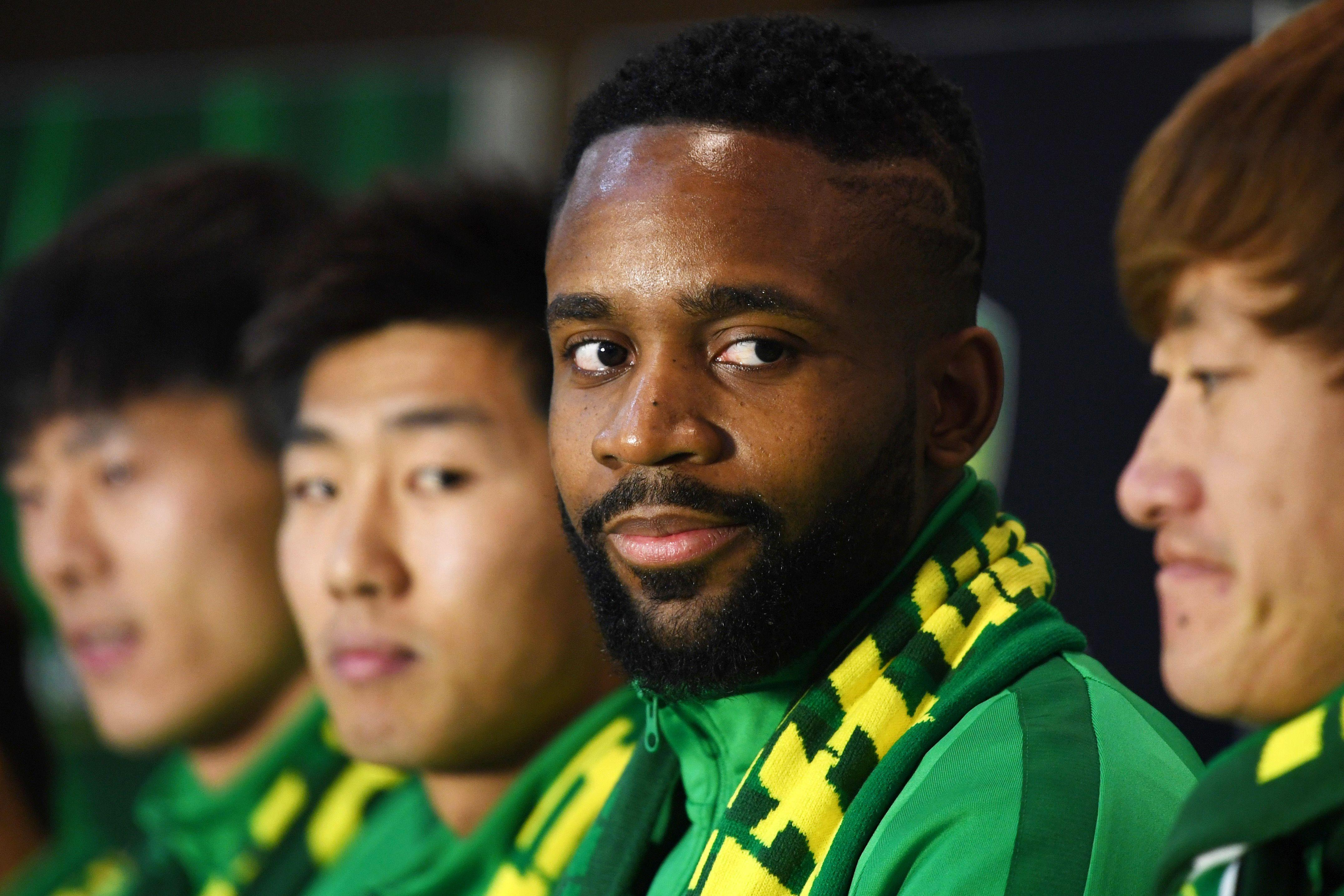 Cedric Bakambu joins Beijing Guoan from Villarreal as DR Congo star becomes world's most expensive African player