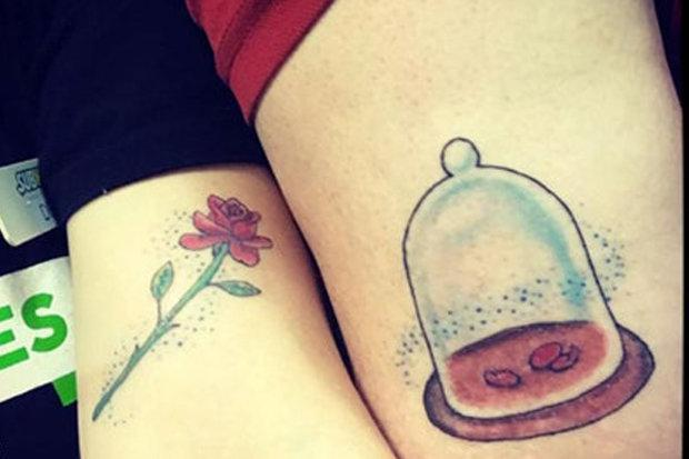 This Disney tattoo has gone viral for a very rude reason… so can YOU spot what it is?