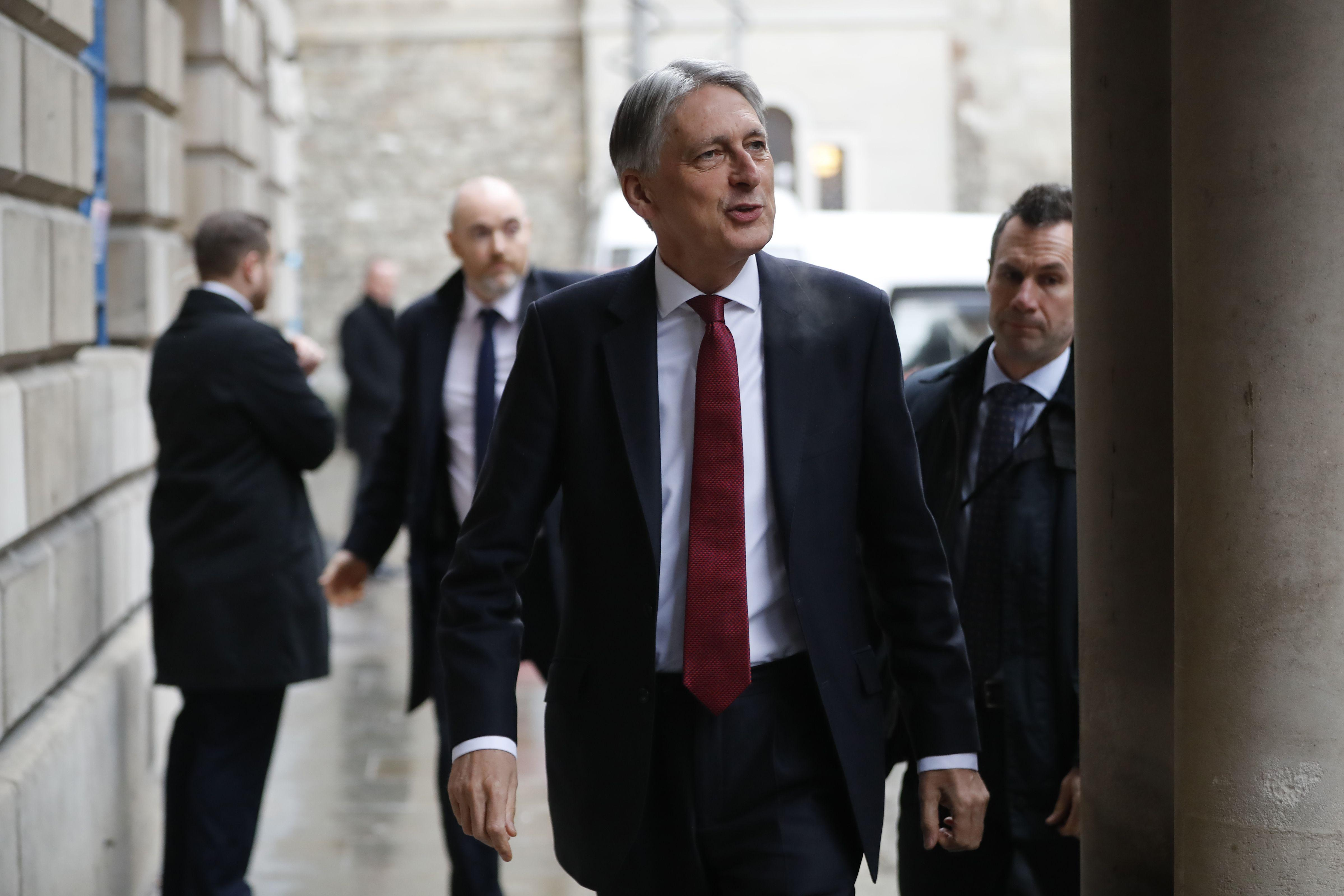 Brexit deal must include Britain's lucrative financial services sector warns Philip Hammond saying it is in the 'mutual interest' of the EU