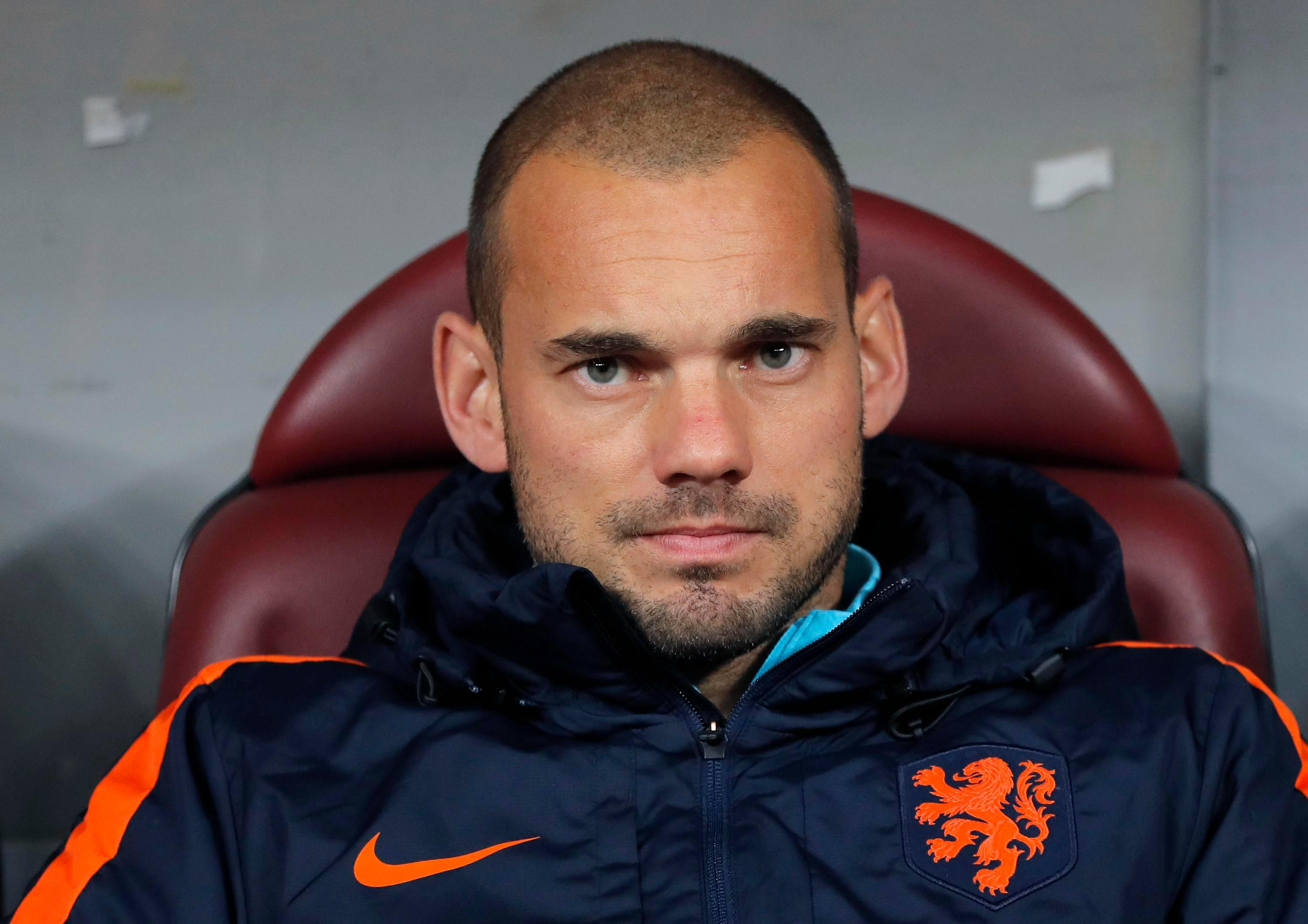 Holland legend Wesley Sneijder retires from international football after 14 years and an incredible 133 caps