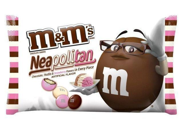 You can now buy ice cream-flavoured M&M's… but there's a catch