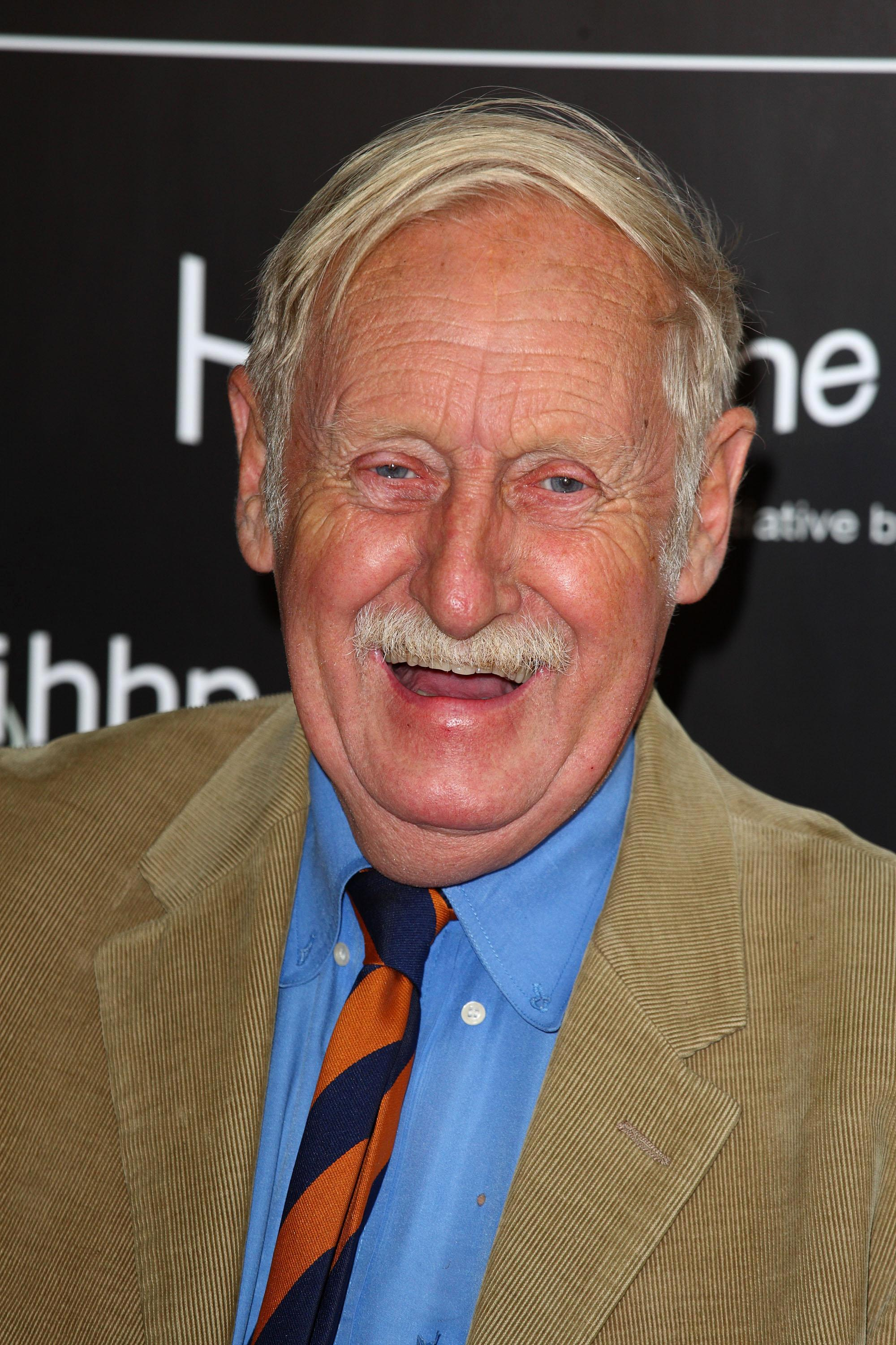 Trevor Baylis dead aged 80 – British inventor of the wind-up radio dies after long battle with illness
