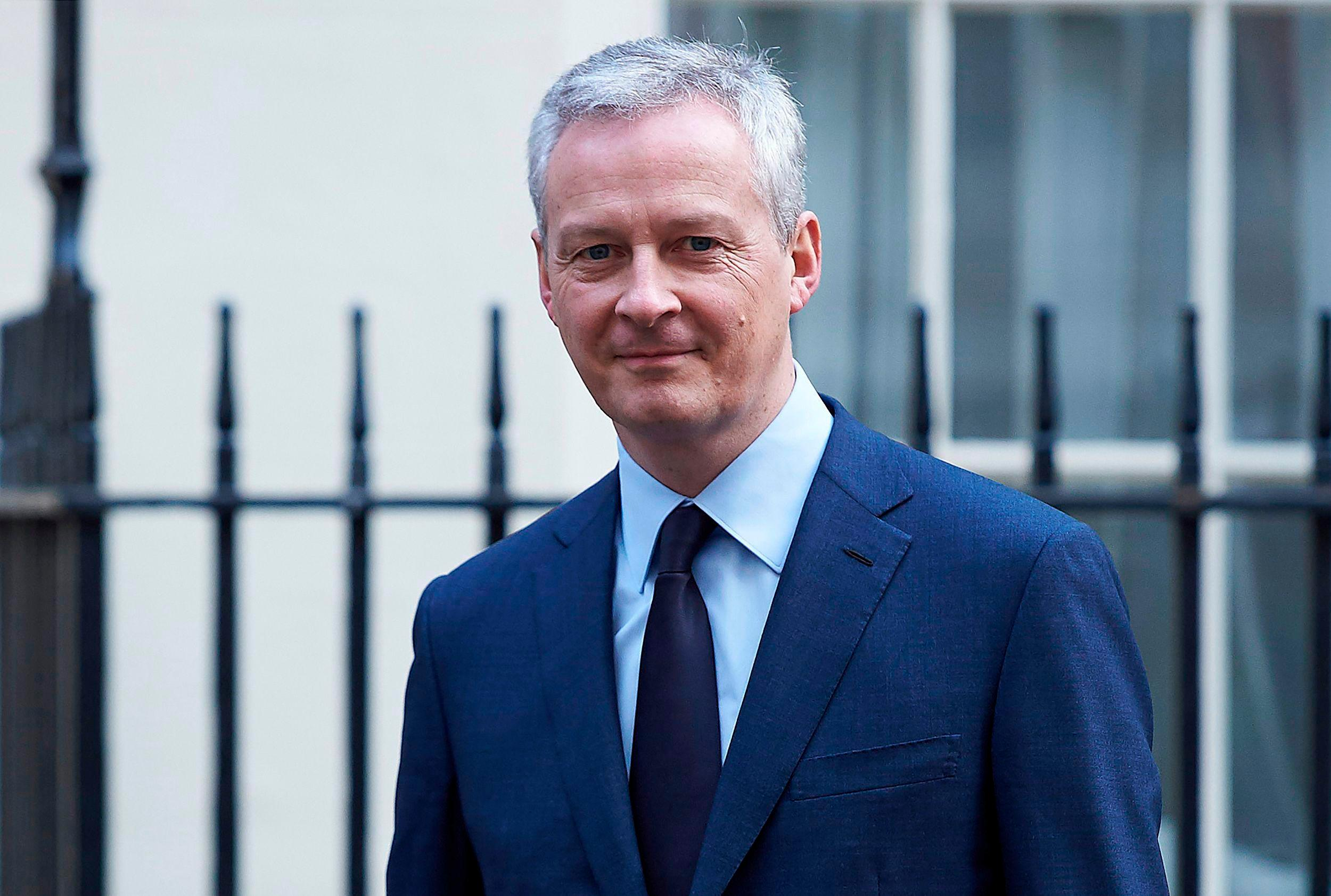 French finance minister says it needs our trade and will fight for UK to get frictionless deal with EU – but insisted financial services could not be part of free-trade agreement