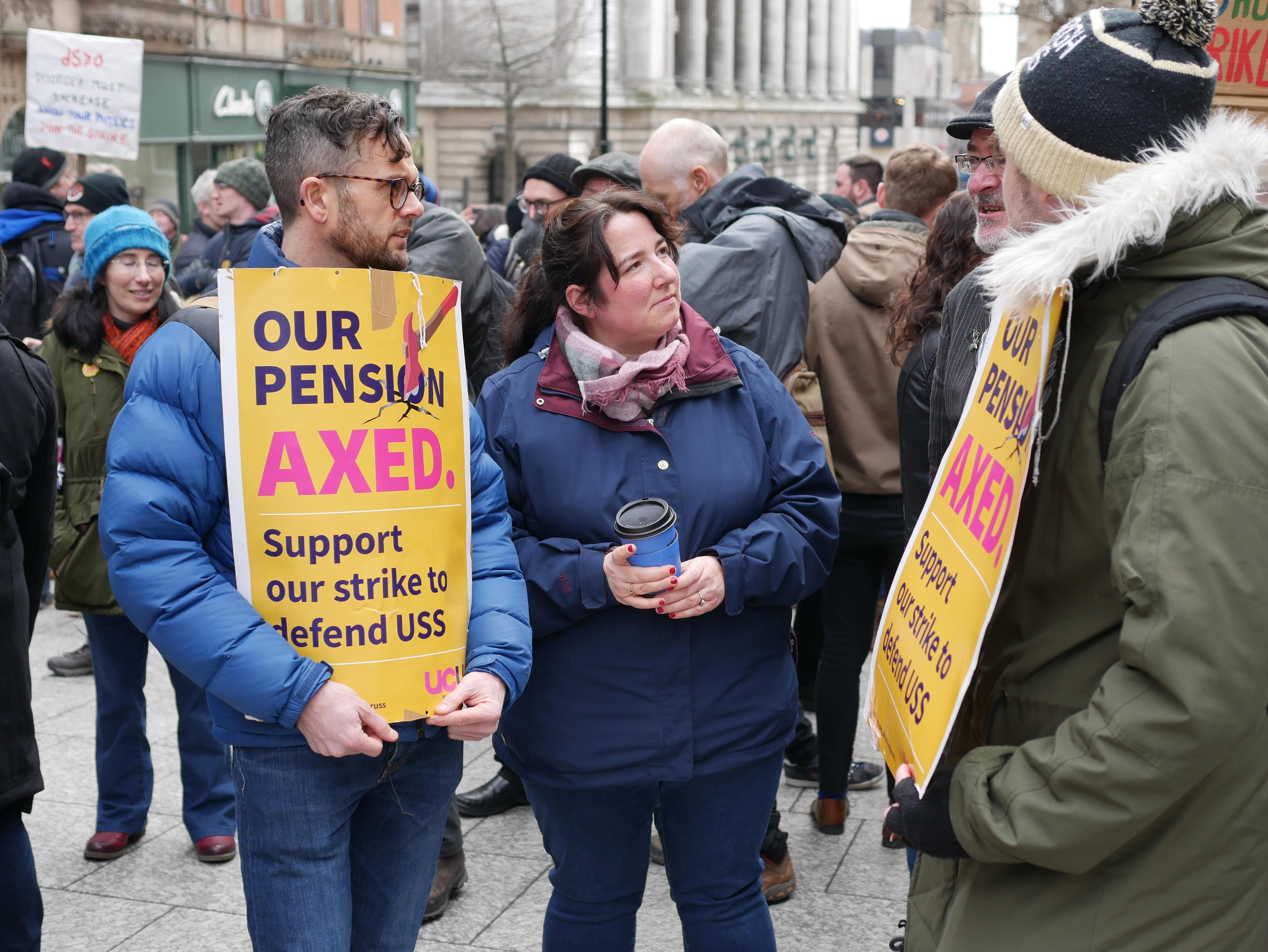 University lectures' strike is off as both parties walk back pension demands
