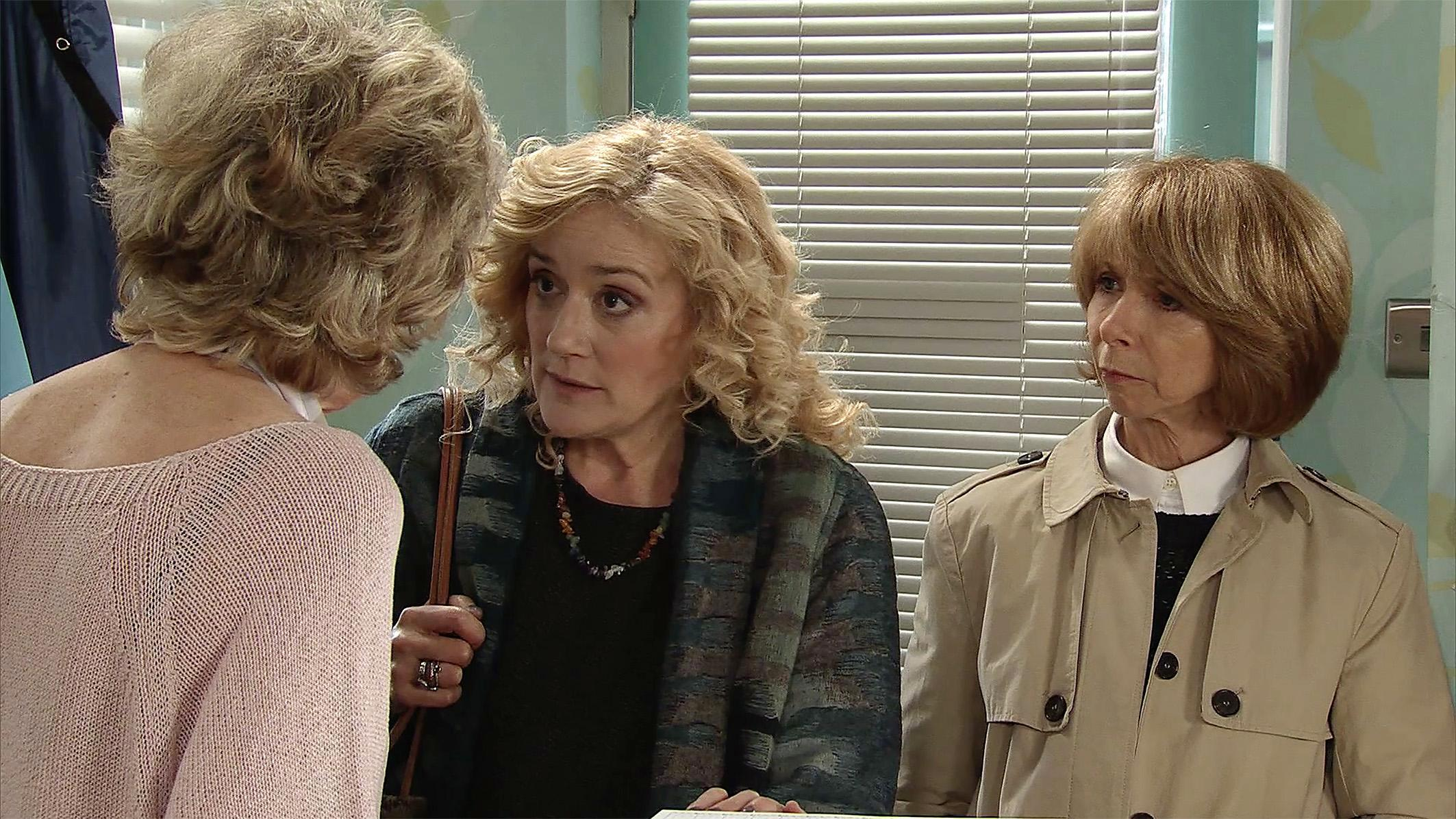 Coronation Street's Sophie Thompson reveals she feared she was 's*** and unprofessional' on her first day over the excitement of being in the soap
