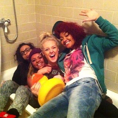 Little Mix wow fans with unseen throwback from seven years ago before hitting the big time